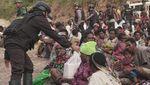 Potret 800 Warga Pegunungan Timika Ngungsi karena Kekejaman KKB
