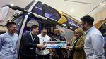 Bus-bus Adiputro Ramaikan GIICOMVEC 2020