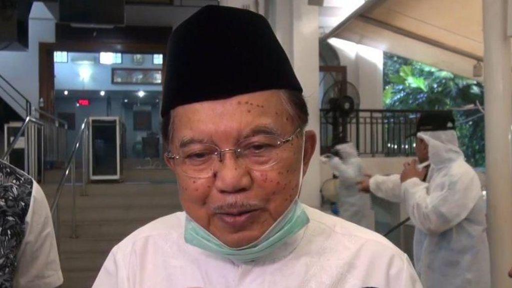 JK: Protokol Kesehatan di Masjid Mudah Diatur Daripada Pasar-Mal