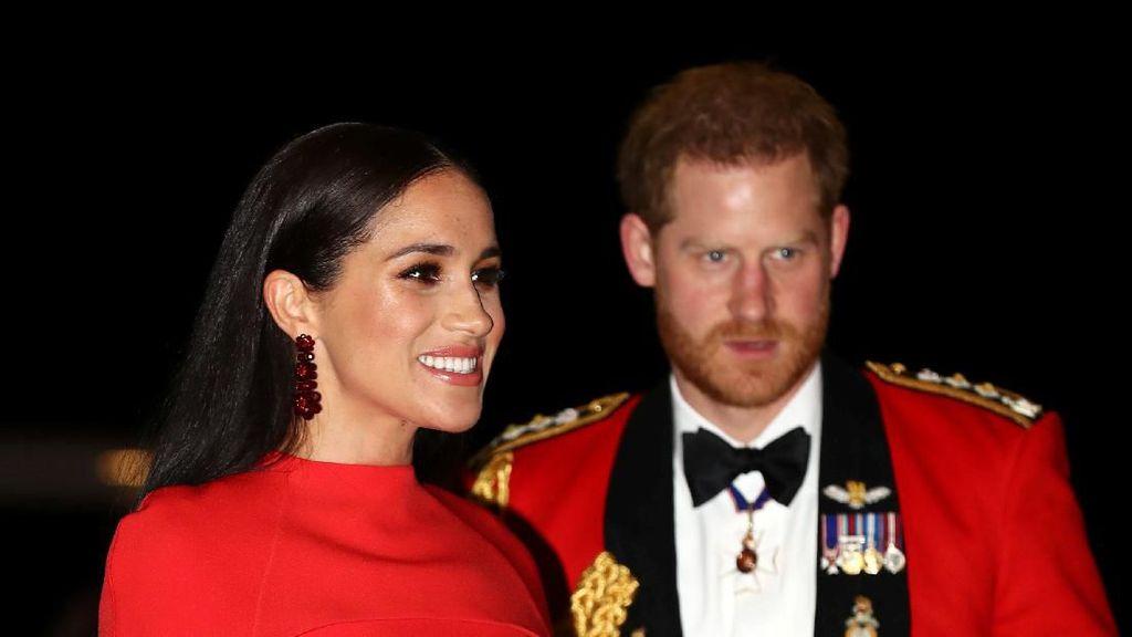 Cuma Punya 2 Anak, Meghan Markle dan Pangeran Harry akan Terima Penghargaan