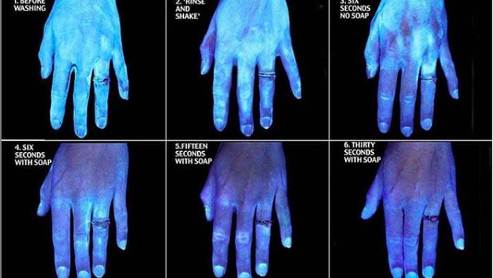 cuci tangan 30 detik pakai sabun