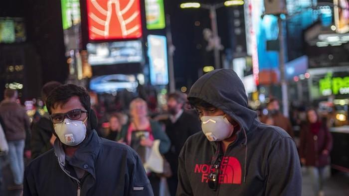 Mulai Langka, Pembelian Masker di New York Dibatasi