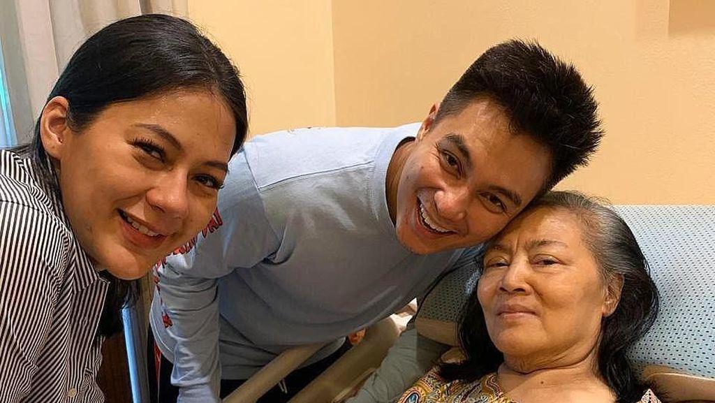 6 Momen Manis Baim Wong dan Mendiang Ibunya, Penuh Cinta dan Kehangatan