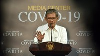 Dicopot dari Dirjen, Achmad Yurianto Kini Jadi Staf Ahli Menkes Terawan