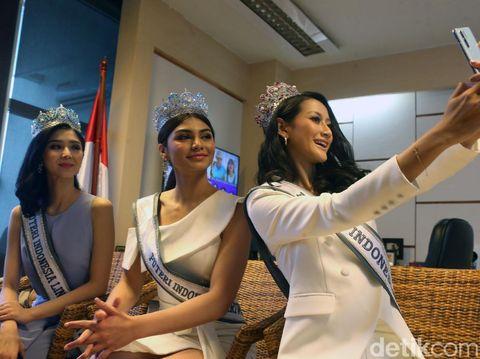 Cerita di Balik Layar Kemenangan 3 Puteri Indonesia 2020
