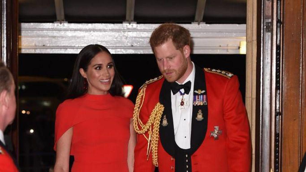Pangeran Harry-Meghan Markle Kembali ke Kanada di Tengah Pandemi Corona