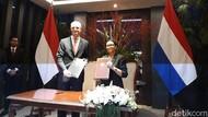 RI-Belanda Kerja Sama Pengendalian Penyakit Menular hingga Perdamaian