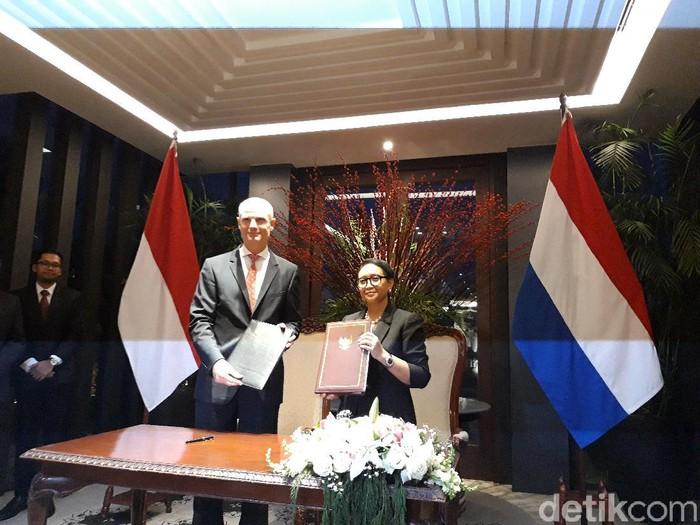 Kerja sama RI-Belanda