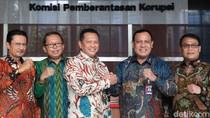 Dewas soal Pimpinan KPK Temui MPR: Pertemuan Resmi Tak Langgar Kode Etik