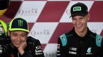 Bos Petronas Yamaha Tunggu Pesan WA dari Rossi