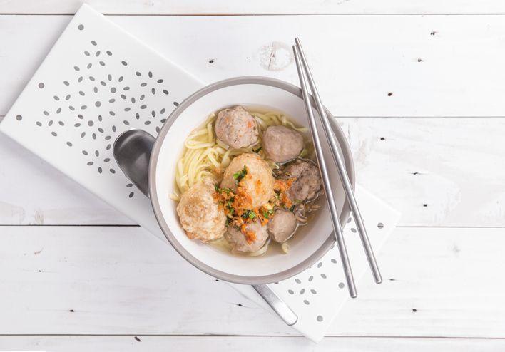 Creative Image Regional Food Background