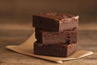 Resep brownies kukus.