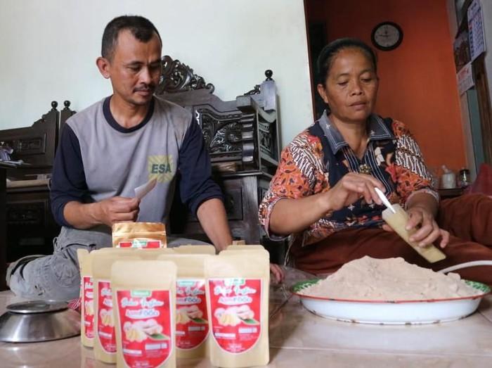 Produsen Rempah-rempah Bubuk di Jombang Tak Naikkan Harga