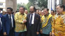 Surya Paloh Usul Ambang Batas Parlemen Jadi 7%, Airlangga Bilang Bagus