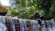 Ini Lembah Tepus, Kolam Alami di Bogor yang Lagi Hits