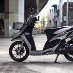 Yamaha Mio Jadul Tampil Klimis, Nggak Mau Kalah Sama Skutik Baru