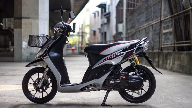 Yamaha Mio Tampil Klimis