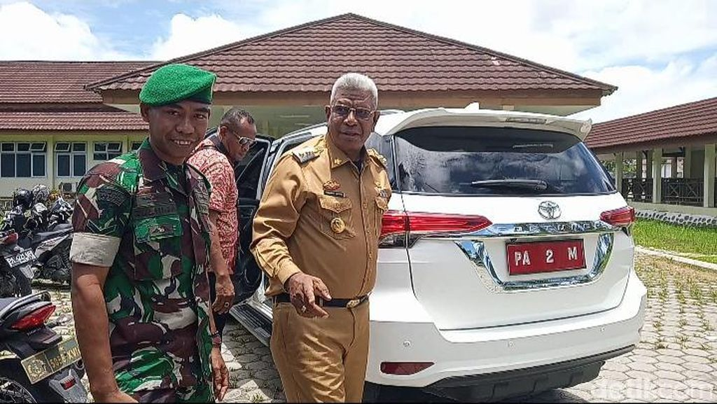 Prajurit TNI Tewas Ditembak Saat Berwudu, Wabup Mimika Berduka