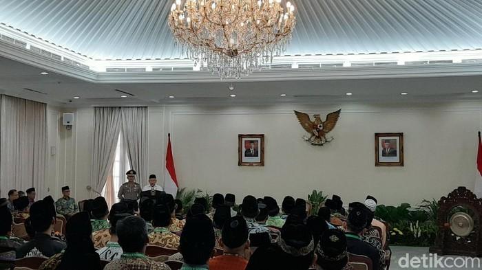 Wakil Presiden (Wapres) Maruf Amin.