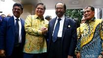 3 Menteri Urus Partai di Jam Kerja, ICW Kritik Jokowi