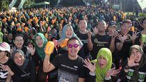Ribuan Peserta Ikuti Pekan Sarapan Nasional 2020