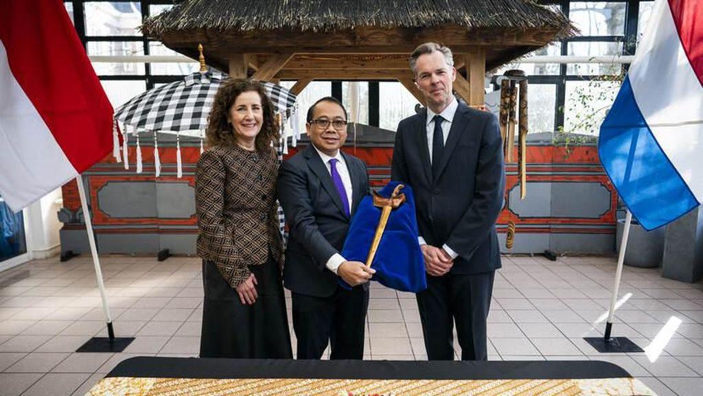 Keris Pangeran DiponegoroDitemukan di Belanda, Akan Dikembalikan ke RI