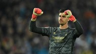 Jelang Man City vs Madrid: Tantangan Clean Sheet buat Courtois