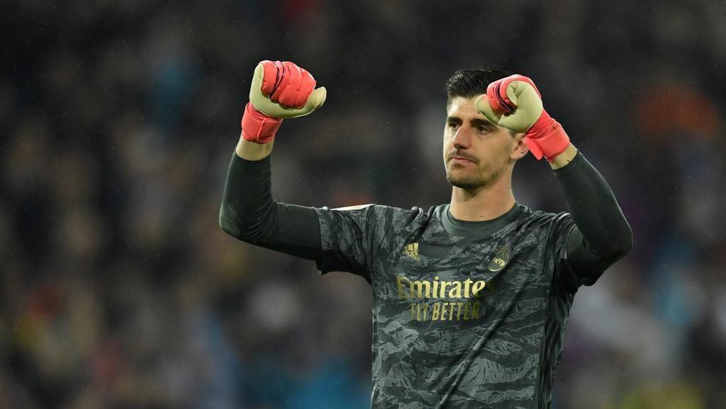 Courtois Pede Madrid Menangi Liga Champions Musim Ini