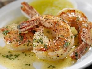 Resep Seafood : Garlic Butter Prawn