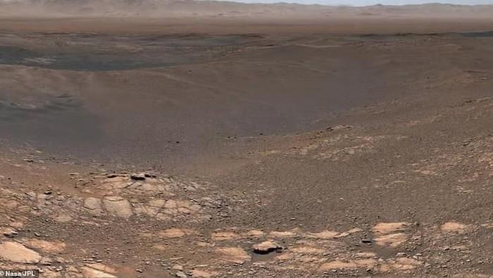 NASA rilis foto mars resolusi tinggi
