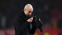 Gelar Juara Lepas, Bos Man City Tak Senang pada Guardiola