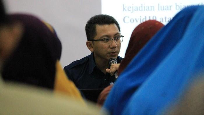 Dokter Corona yang bertugas di RS Muhammadiyah Lamongan