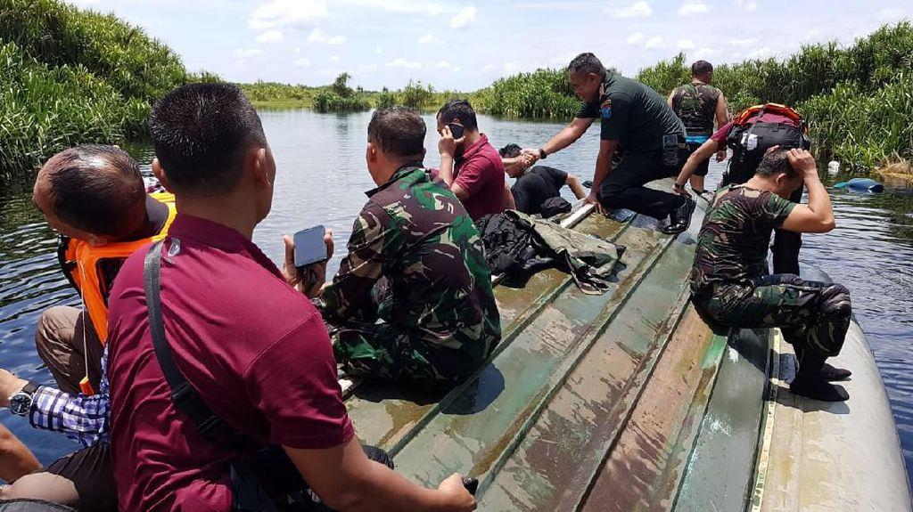 Fakta-fakta Terkini di Balik Kecelakaan Speedboat Paspampres di Palangka Raya