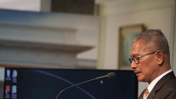 Juru Bicara Pemerintah untuk Penanganan Virus Corona, Achmad Yurianto