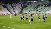 Tak Ada Gemuruh Suporter di Laga Juve vs Inter