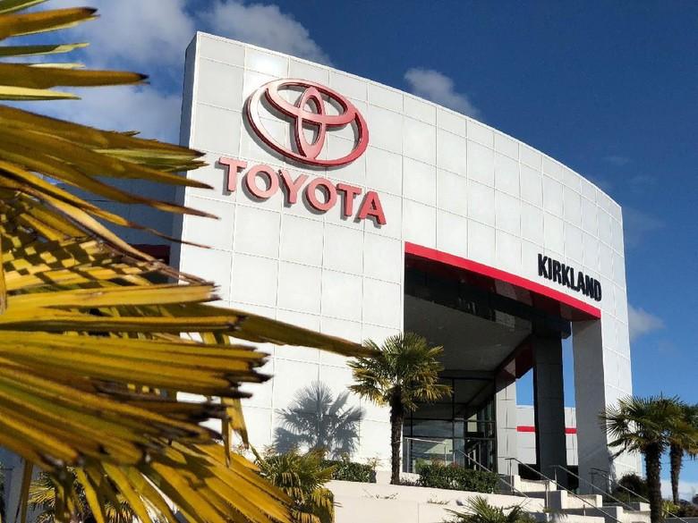Dealer Toyota di Seattle Ditutup karena Satu Karyawan Positif Corona