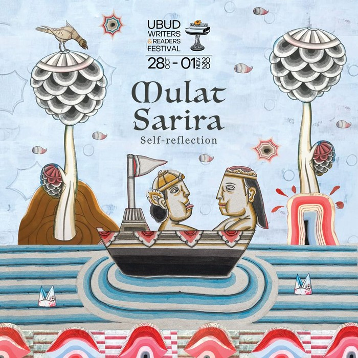 Ubud Writers and Readers Festival 2020