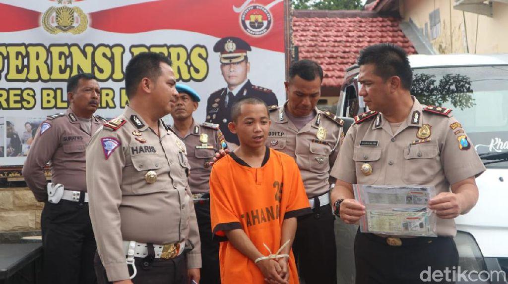 Tabrak Lari di Blitar Terungkap Saat Ortu Pelaku Bayar Pajak di Samsat