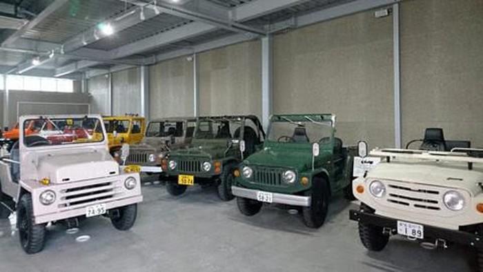 http://japanesenostalgiccar.com/suzuki-jimny-museum-japan/