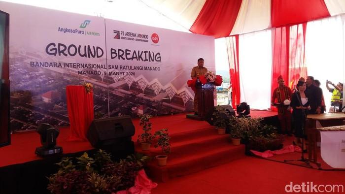 Bandara Sam Ratulangi Diperluas Kapasitas Penumpang Jadi 6 Juta