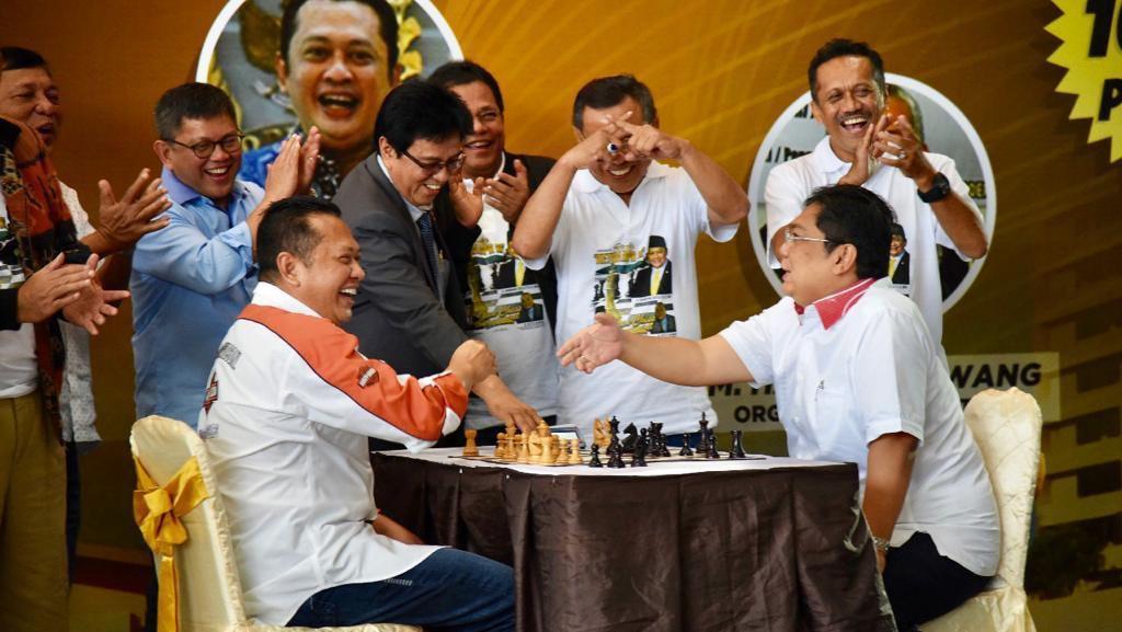 Jadi Ajang Sosialisasi 4 Pilar, Ketua MPR Siap Gelar Turnamen Catur
