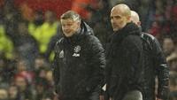 Mungkin Begini Formasi Man United dan Man City jika Tukar Manajer