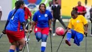 Saat Para Wanita Difabel di Haiti Unjuk Eksistensi Lewat Sepakbola