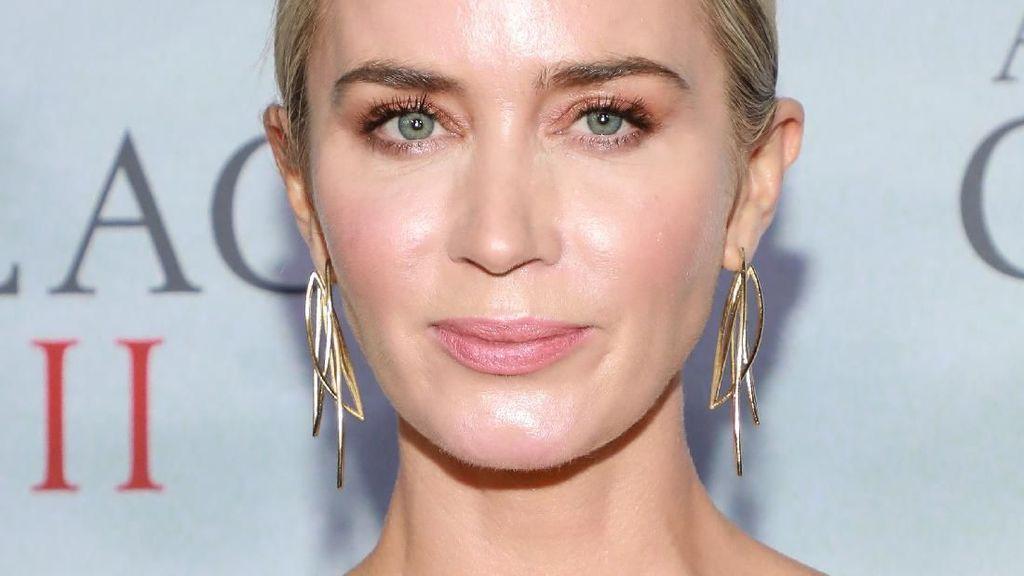 Emily Blunt Dikabarkan Gantikan Amber Heard di Aquaman 2