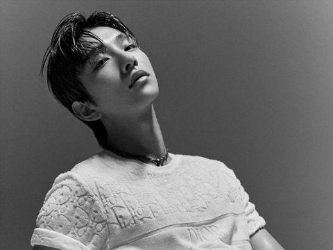Pemotretan Joshua Hong untuk 1st Look