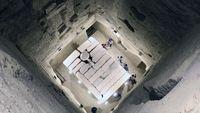 Piramida Paling Tua Mesir Dibuka Kembali