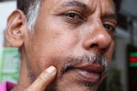 Duh! Penjual Nasi Briyani Ini Sewa Preman untuk Lukai Saingannya