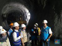 Demi EBT, PLN Bangun Terowongan 8 Km Tembus Bukit Barisan