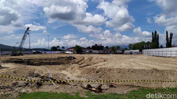 Terminal Bandara Sam Ratulangi Diperluas