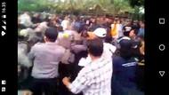 Demo Protes Relokasi Saluran Air di Jember Ricuh, 6 Mahasiswa Terluka